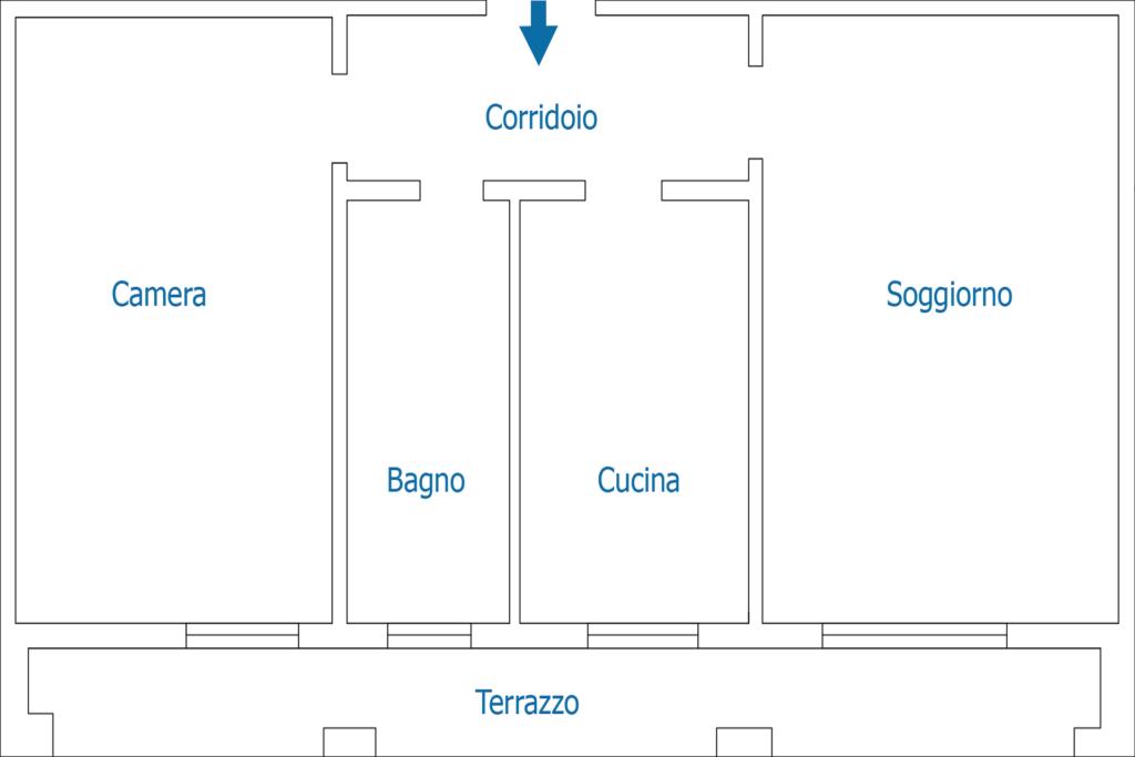 Appartamento Manu | Appartamenti in Affitto a Finale Ligure | Appartamenti Ammobiliati ad Uso Turistico in Liguria | Residence Finale Ligure