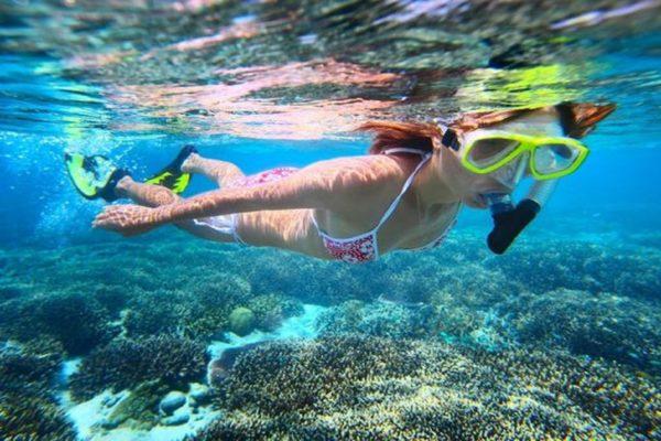snorkeling & tauchen