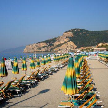 Appartamenti in Affitto a Finale Ligure | Appartamenti Ammobiliati ad Uso Turistico in Liguria | Spiagge e Stabilimenti Balneari a Finale Ligure | Appartamenti Silvia & Manu | Beaches Finale Ligure