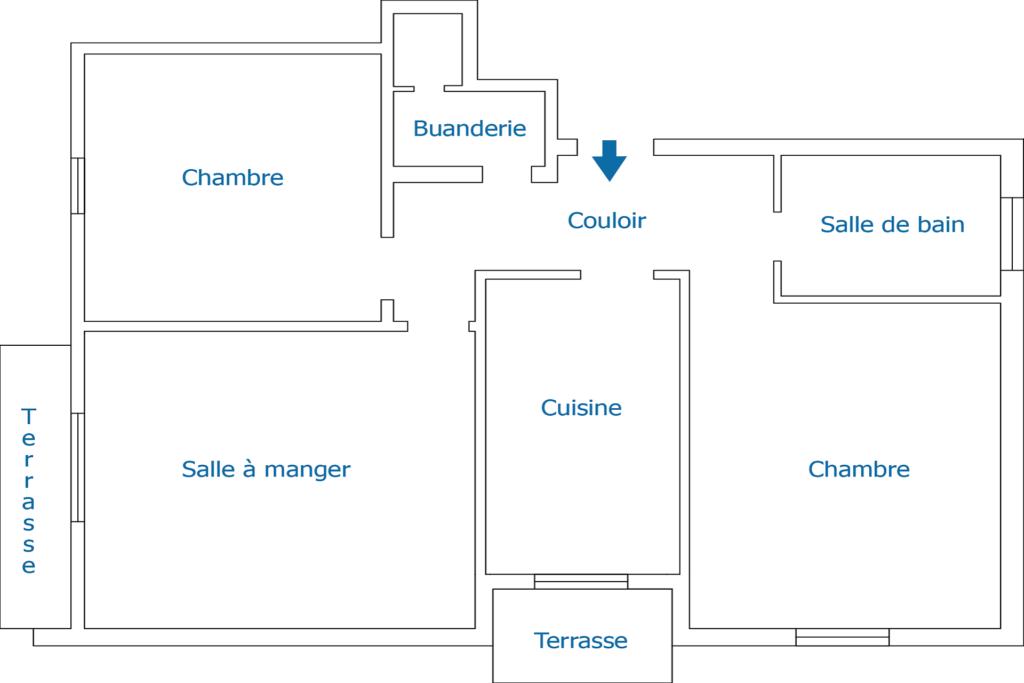 Appartements Silvia et Manu - Finale Ligure Appartements meublés à quelques pas de la mer en Ligurie - Idéals pour les familles et les enfants